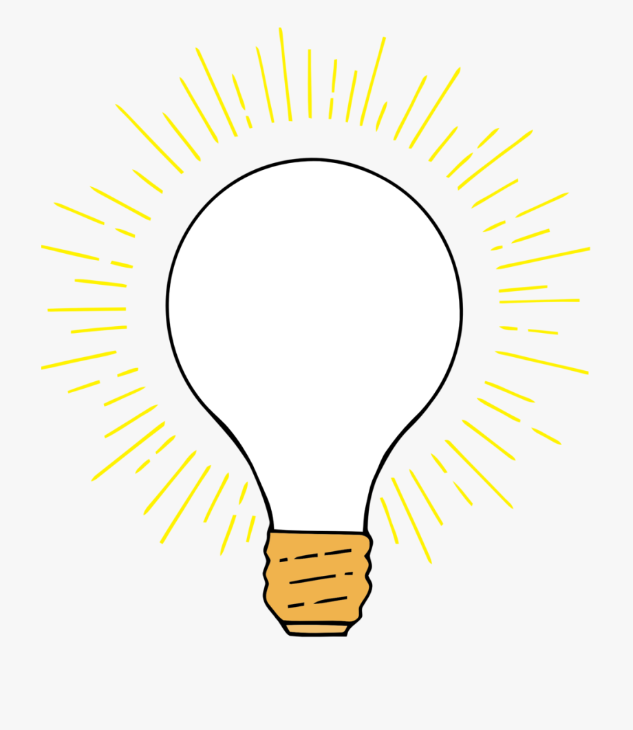 Lightbulf clipart image library download Light Bulb Free Lightbulb Clipart 2 Pages Of Public - Incandescent ... image library download