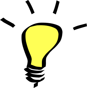 Lightbulb clipart png clip art library stock of Light Bulb Clipart PNG | Clipart Panda - Free Clipart Images clip art library stock