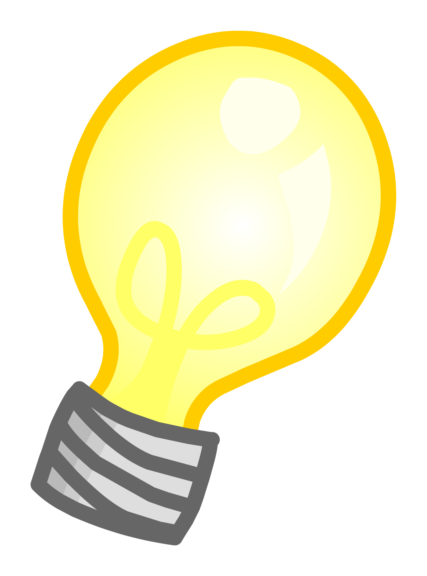 Lightbulb clipart png clip art black and white stock Light Bulb PNG Images - Free Icons and PNG Backgrounds clip art black and white stock