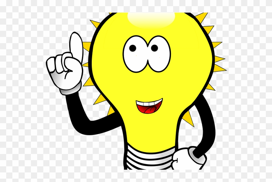 Lightbulb idea clipart jpg transparent stock Idea Clipart Invention - Did You Know Light Bulb - Png Download ... jpg transparent stock