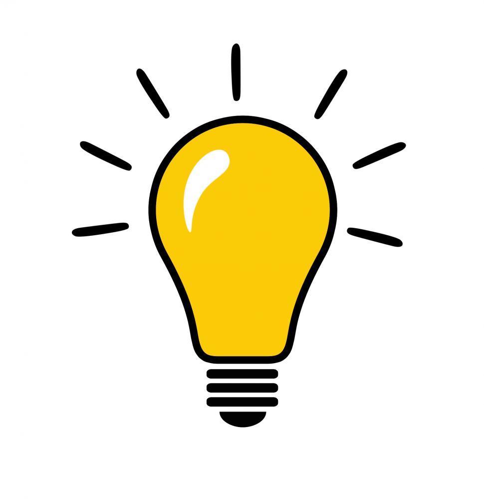 Lightbulb idea clipart freeuse library Light Bulb Idea Image   Free download best Light Bulb Idea Image on ... freeuse library