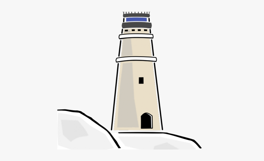 Lighthouse logo clipart clip art free library Lighthouse Clipart Mercusuar - Vector Transparent Lighthouse Logo ... clip art free library