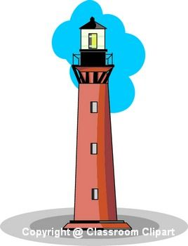 Lighthouses clipart vector black and white download Lighthouses : 1027_15 | Clipart Panda - Free Clipart Images vector black and white download