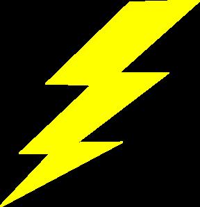 Lighting bult clipart graphic freeuse stock Lightning Bolt Clip Art at Clker.com - vector clip art online ... graphic freeuse stock