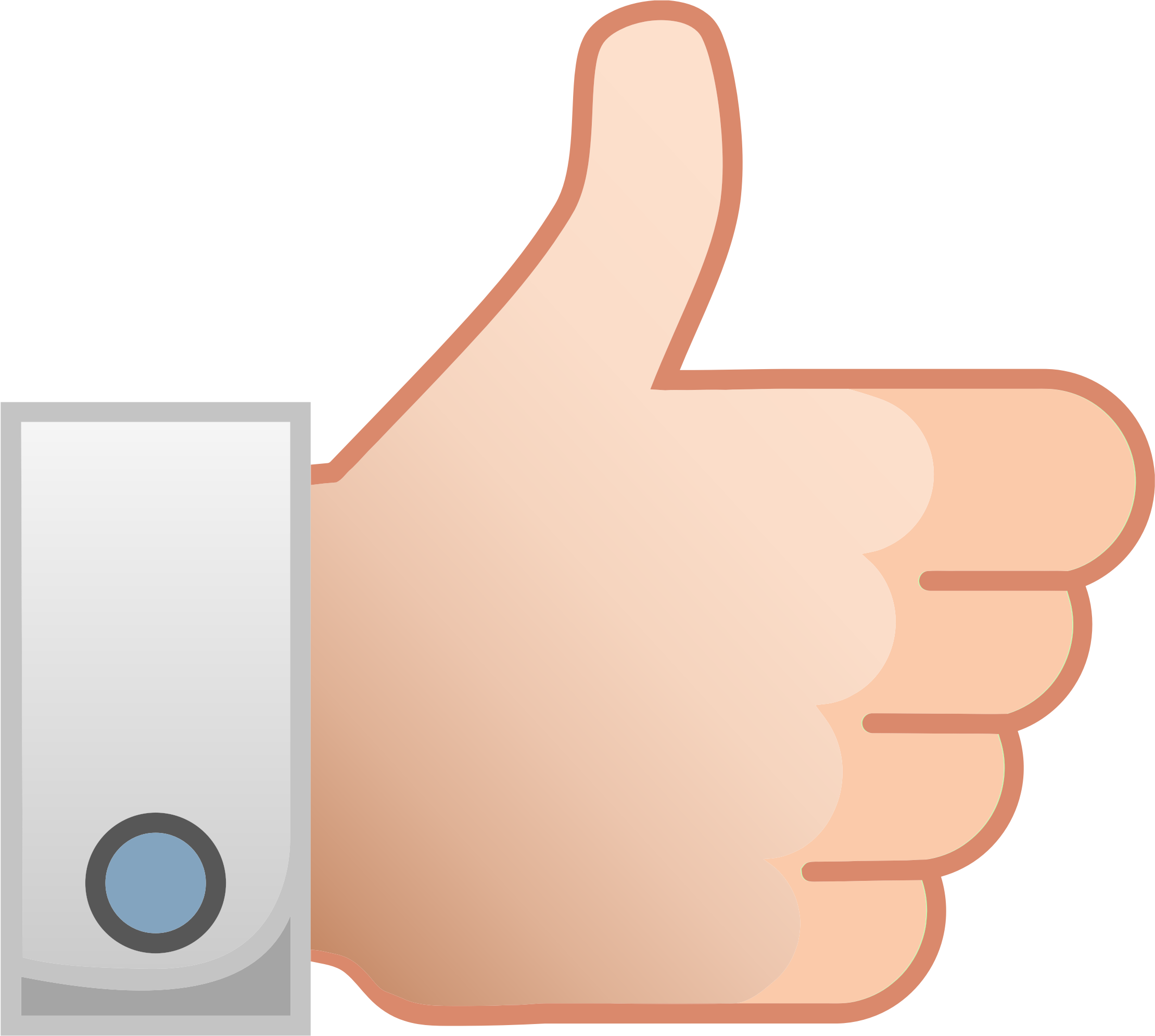 Like clipart picture free Clipart - Thumbs Up Like Hand picture free