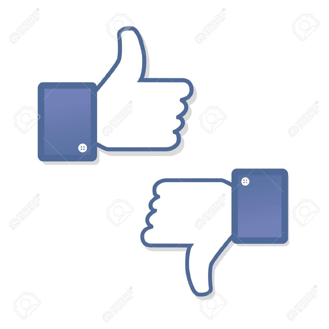 Like dislike clipart banner freeuse 1,953 Like Dislike Cliparts, Stock Vector And Royalty Free Like ... banner freeuse