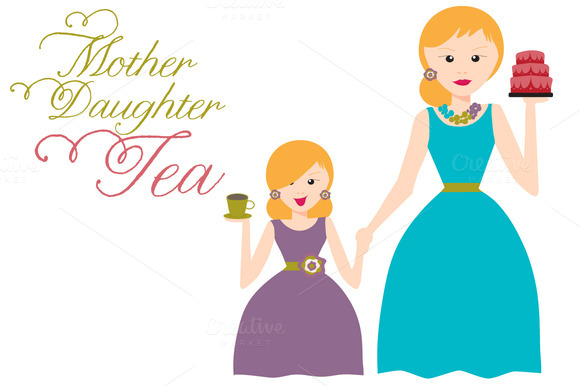 Like mother like daughter clipart png black and white stock Like mother like daughter clipart - ClipartFest png black and white stock