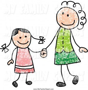 Like mother like daughter clipart svg library download Like Mother Like Daughter Clipart - clipartsgram.com svg library download