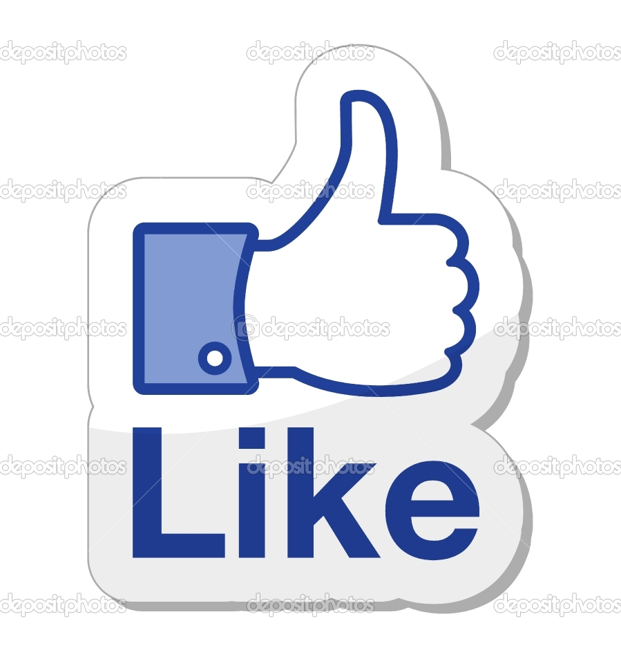 Like sign clipart image stock Facebook Like Sign Clipart - Clipart Kid image stock