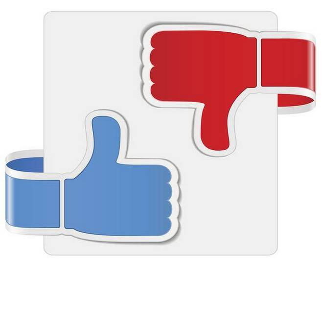 Likes and dislikes clipart clip free stock The likes and dislikes - The Hindu clip free stock