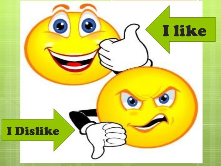 Likes and dislikes clipart jpg royalty free download Likes and dislikes clipart 4 » Clipart Portal jpg royalty free download