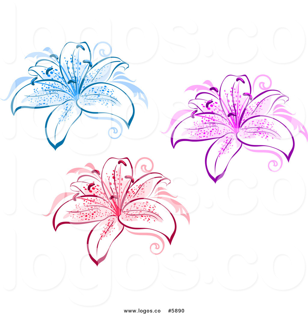 Lily graphics jpg Lilies graphics - ClipartFest jpg