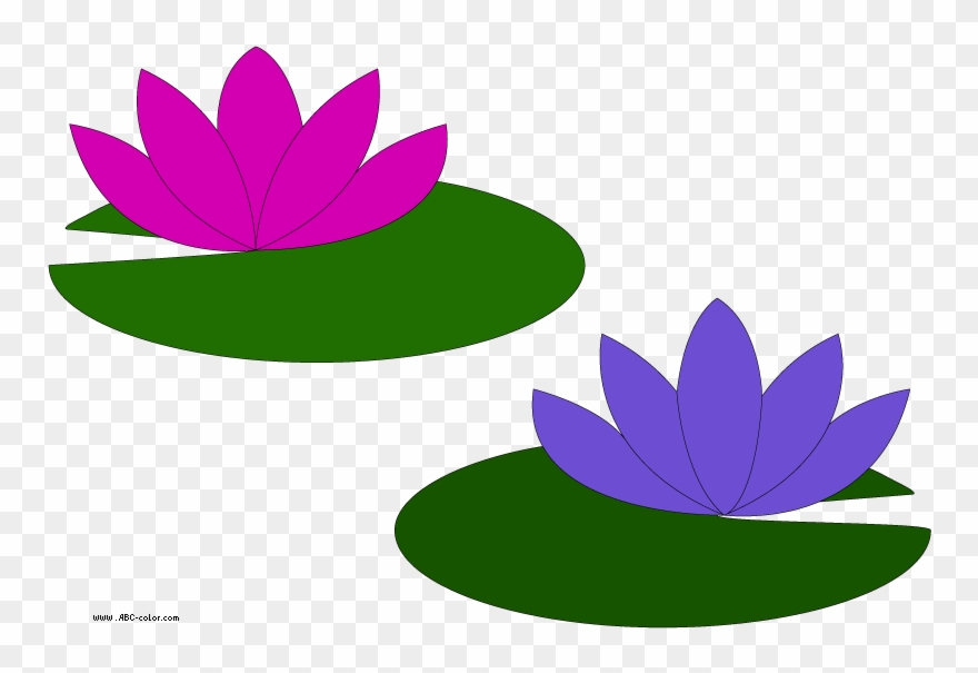 Lily pads clipart png Go Back Gallery For Lily Pad Flower Clipart - Lily Pad ... png