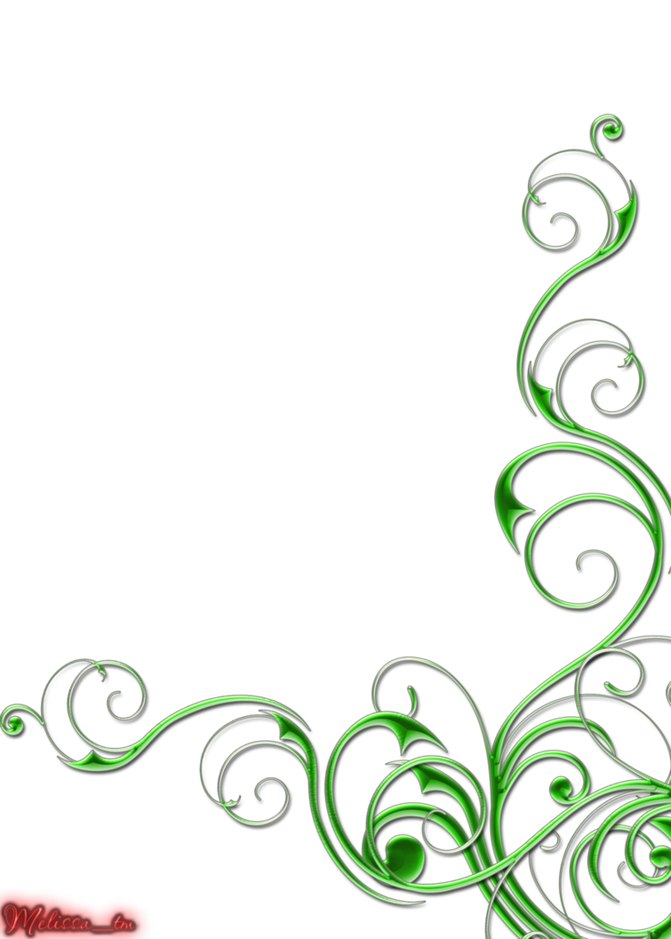 Lime green flower clipart clipart royalty free stock green swirls png - Tier.brianhenry.co clipart royalty free stock