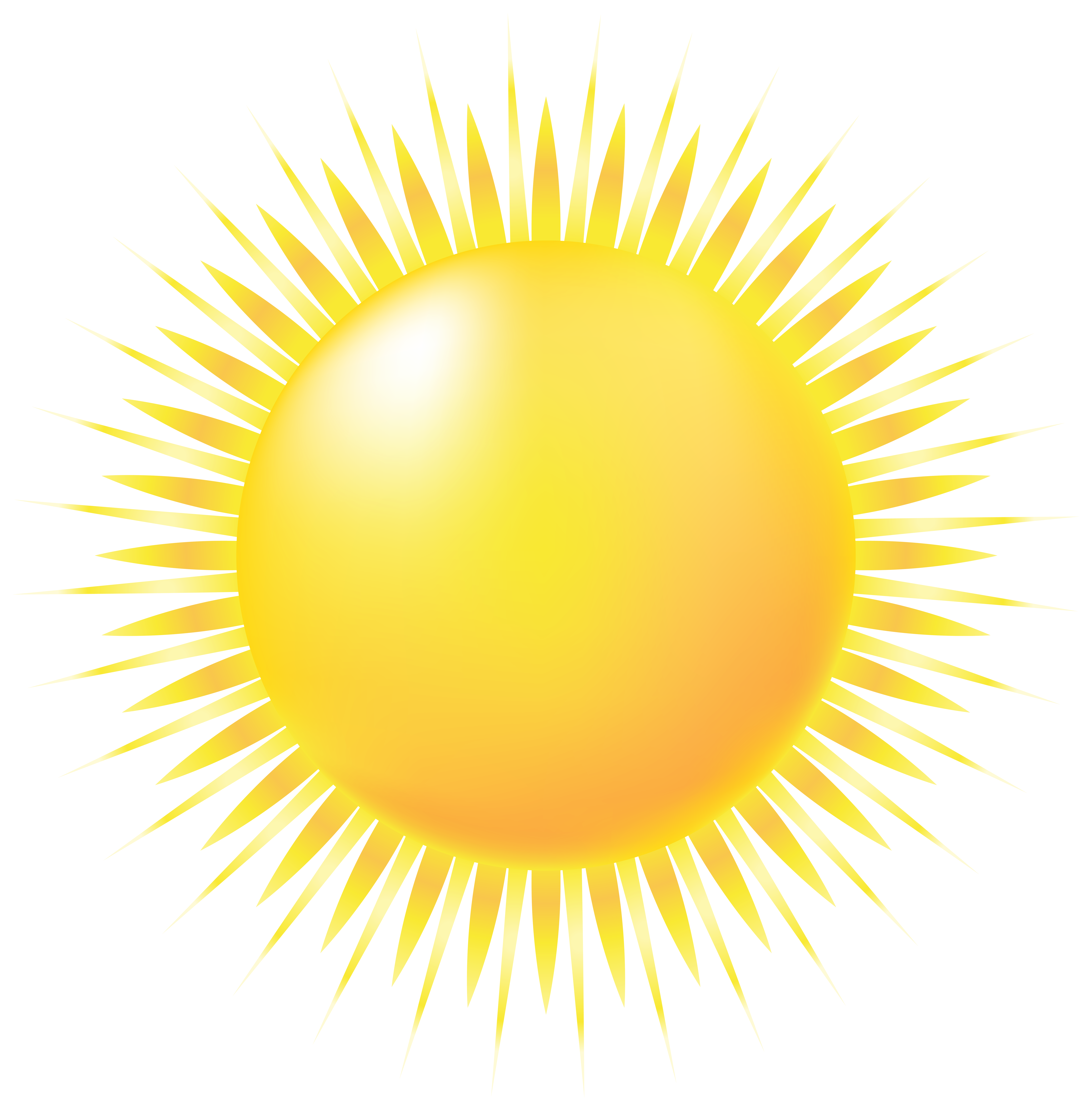 Lime green sun clipart clipart transparent download Yellow Circle Pattern - Sun PNG Large Transparent Clip Art Image ... clipart transparent download