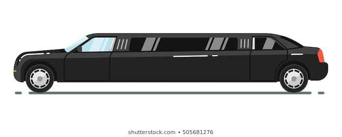 Limo clipart vector black and white Limo clipart free 7 » Clipart Portal vector black and white