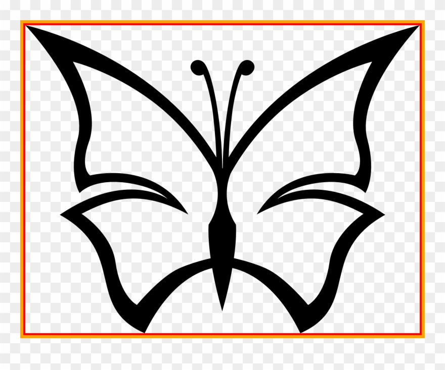 Line art clipart cnc banner black and white download Image Black And White Amazing Line Butterfly Cnc Ideas ... banner black and white download