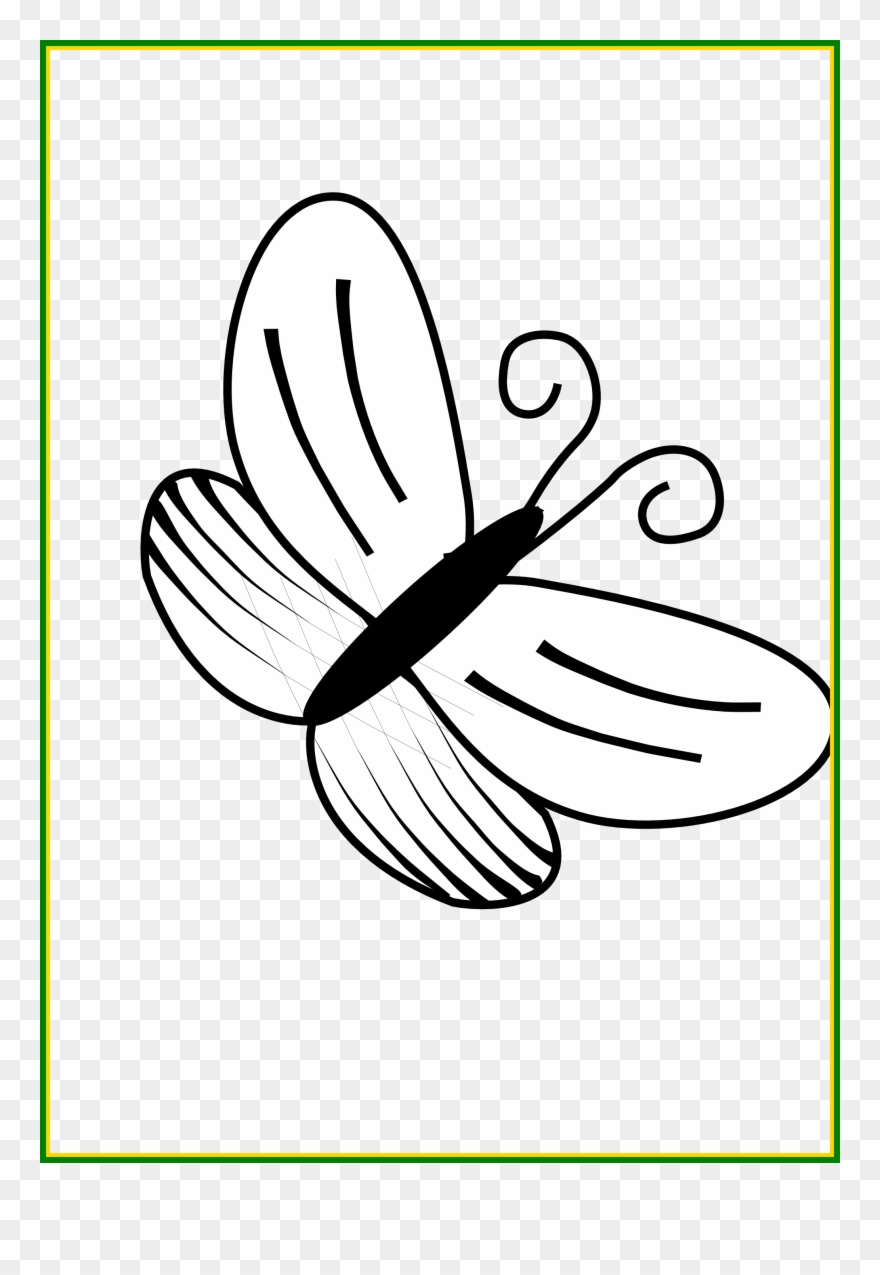 Line butterfly clipart picture black and white Inspiring Line Of Butterflies Best Drawing And - Butterfly ... picture black and white