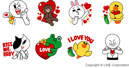 Line camera stamp clipart clip art royalty free library Stickers : LINE official blog clip art royalty free library