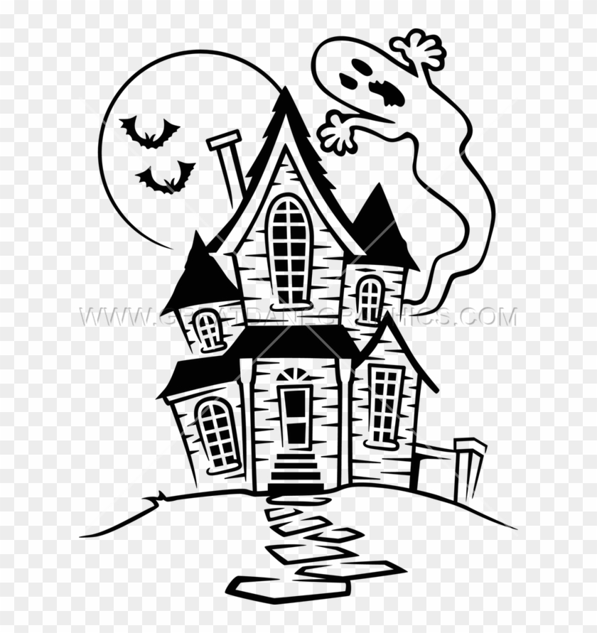 Line drawing clipart free download image free stock Clipart Free Library Haunter Art For Free Download - Haunted ... image free stock