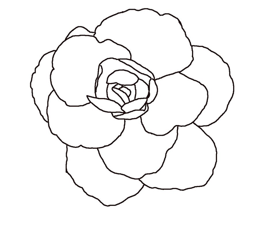 Line drawings of flowers free download picture royalty free Line Drawing Of A Flower | Free Download Clip Art | Free Clip Art ... picture royalty free