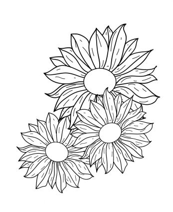 Line images of flowers clip black and white stock flowers drawing - Google zoeken | Tooling Patterns | Pinterest ... clip black and white stock