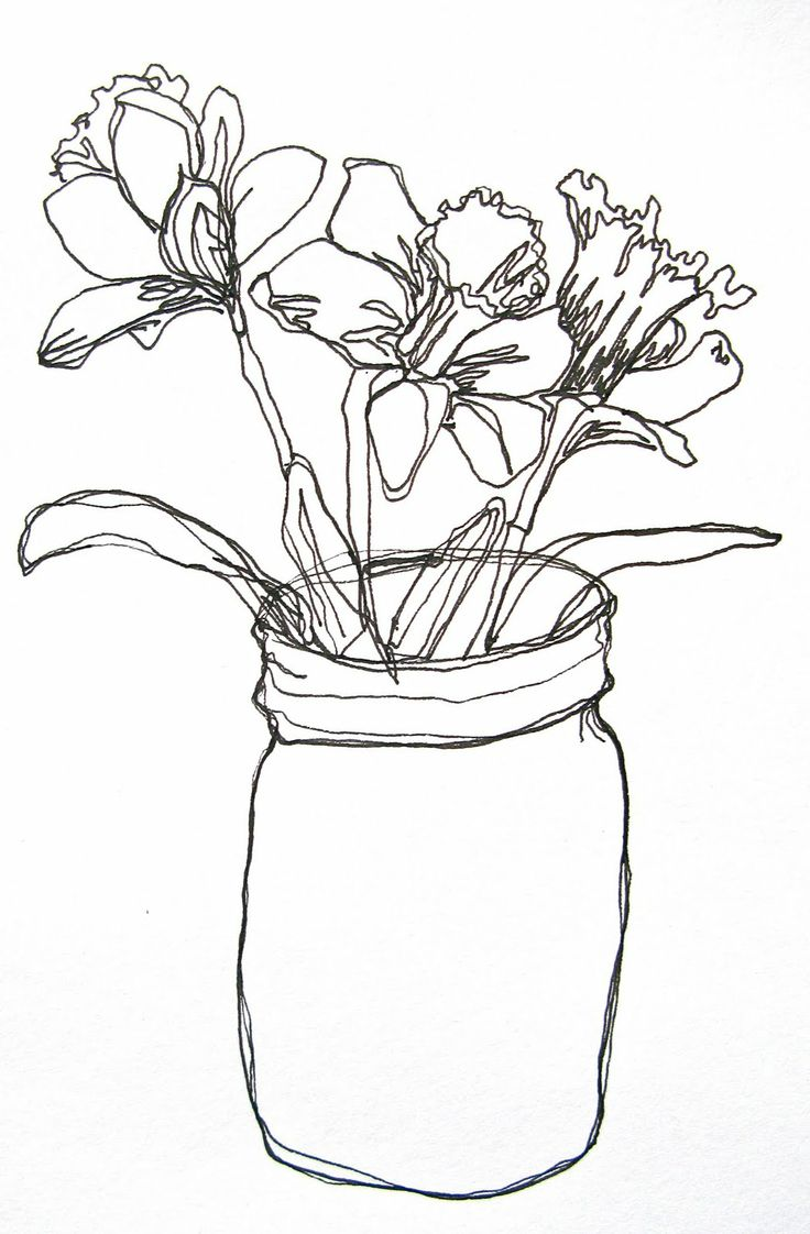 Line images of flowers jpg royalty free stock 17 best ideas about Flower Line Drawings on Pinterest | Draw ... jpg royalty free stock