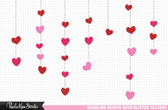 Line of hearts clip art vector library download Hearts On String Clip Art – Clipart Free Download vector library download