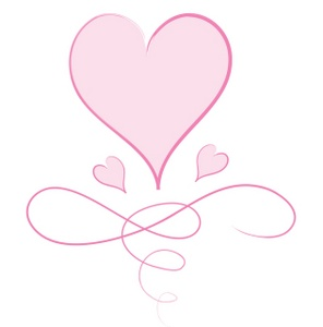Line of hearts clip art image library download 17 Best images about CLIPART STARS HEARTS on Pinterest | Clip art ... image library download