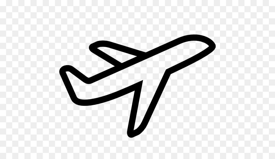 Line symbol clipart graphic free library Airplane Symbol clipart - Airplane, Line, Font, transparent ... graphic free library