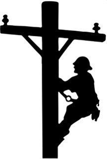 Lineman clipart electrical vector royalty free download Electrical lineman clipart 3 » Clipart Portal vector royalty free download