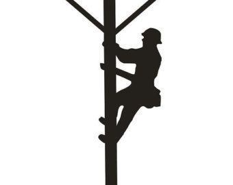 Lineman clipart electrical graphic stock Electrical lineman clipart 2 » Clipart Portal graphic stock