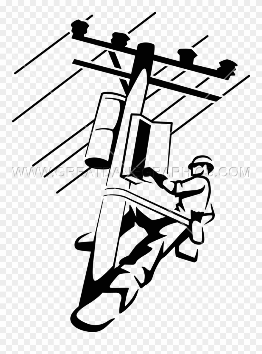 Lineman clipart electrical jpg royalty free stock Electrical Clipart Lineman - Lineman Clipart Black And White ... jpg royalty free stock