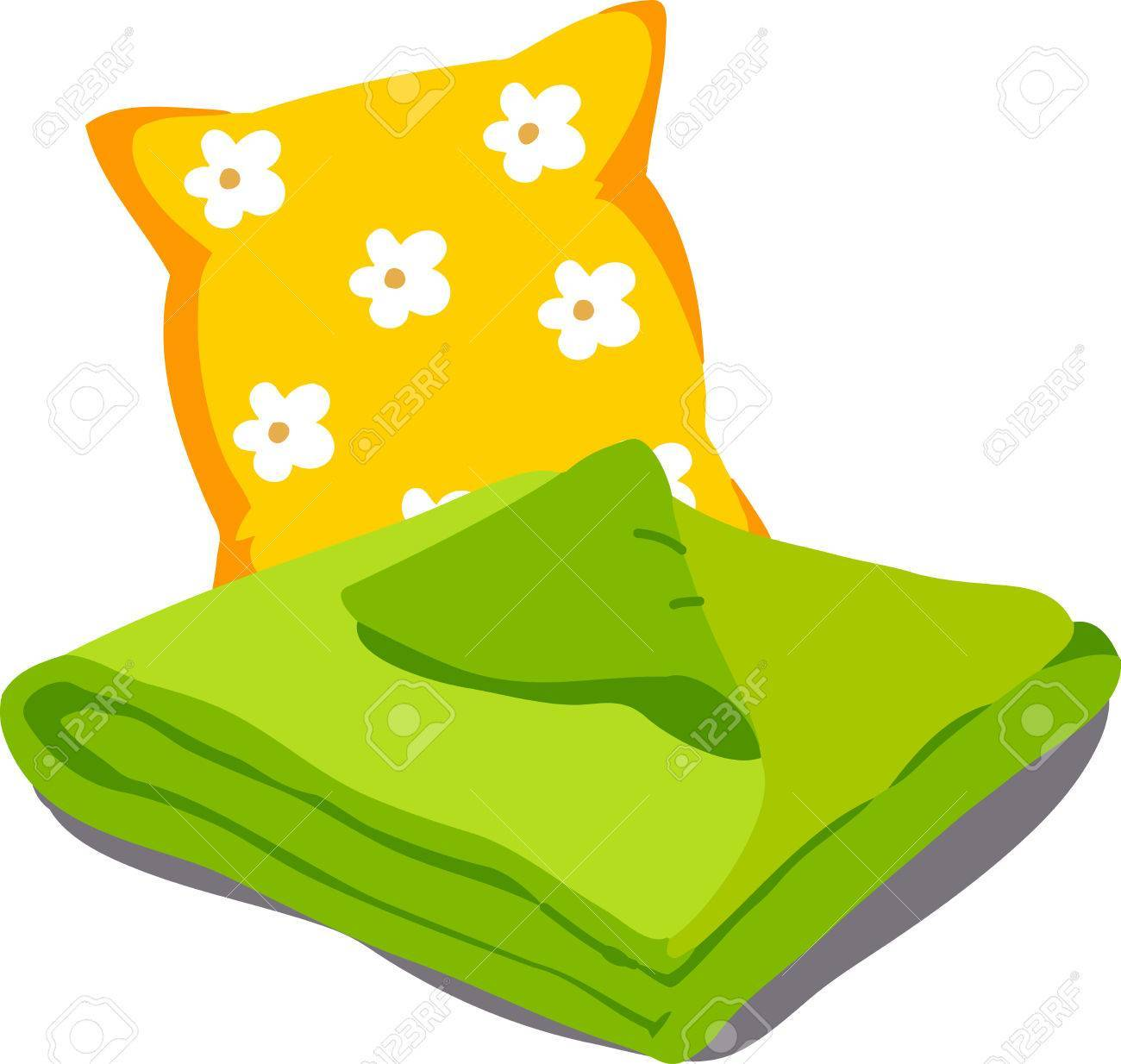 Linen clipart graphic library download Color bed linen » Clipart Portal graphic library download