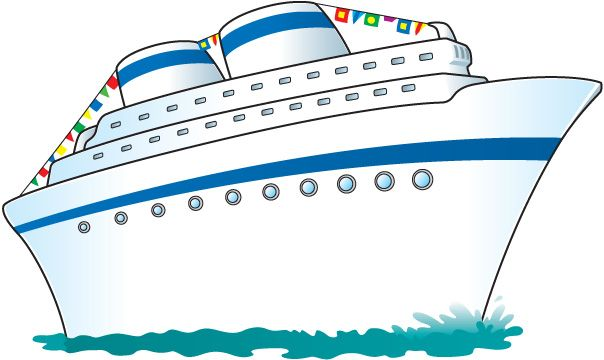 Liner clipart png black and white stock Cruise liner clipart 5 » Clipart Station png black and white stock