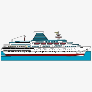 Liner clipart clip royalty free Free Ocean Liner Clipart Cliparts, Silhouettes, Cartoons ... clip royalty free