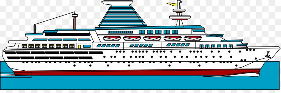 Liner clipart image download Boat Cartoon clipart - Ship, Boat, Illustration, transparent ... image download