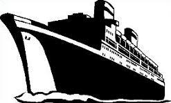 Liner clipart svg download Ocean liner clipart 1 » Clipart Station svg download
