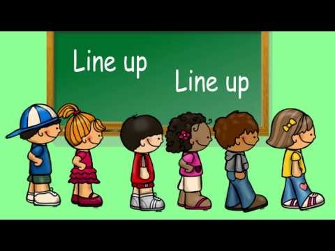 Lineup clipart