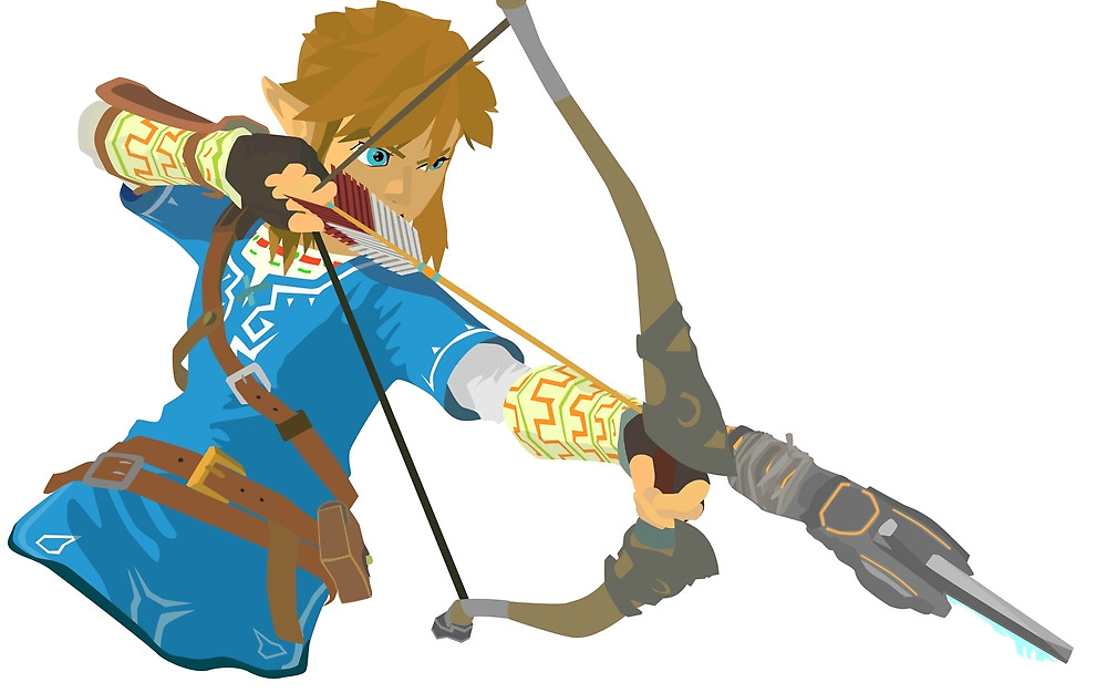 Link breath of the wild clipart clipart royalty free download Zelda Clipart   Free download best Zelda Clipart on ... clipart royalty free download