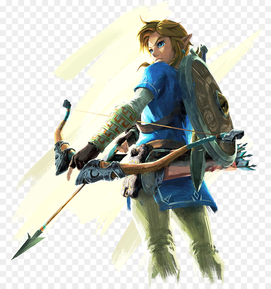 Link breath of the wild clipart image library artwork zelda breath of the wild clipart The Legend of Zelda ... image library