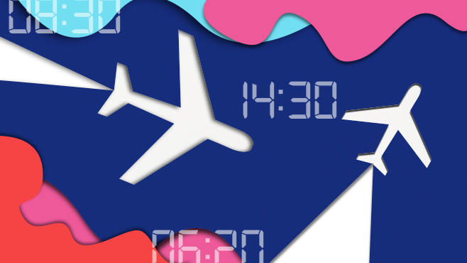 Link clipart flight schedule picture transparent download Has your airline changed your flight time? Know your rights picture transparent download