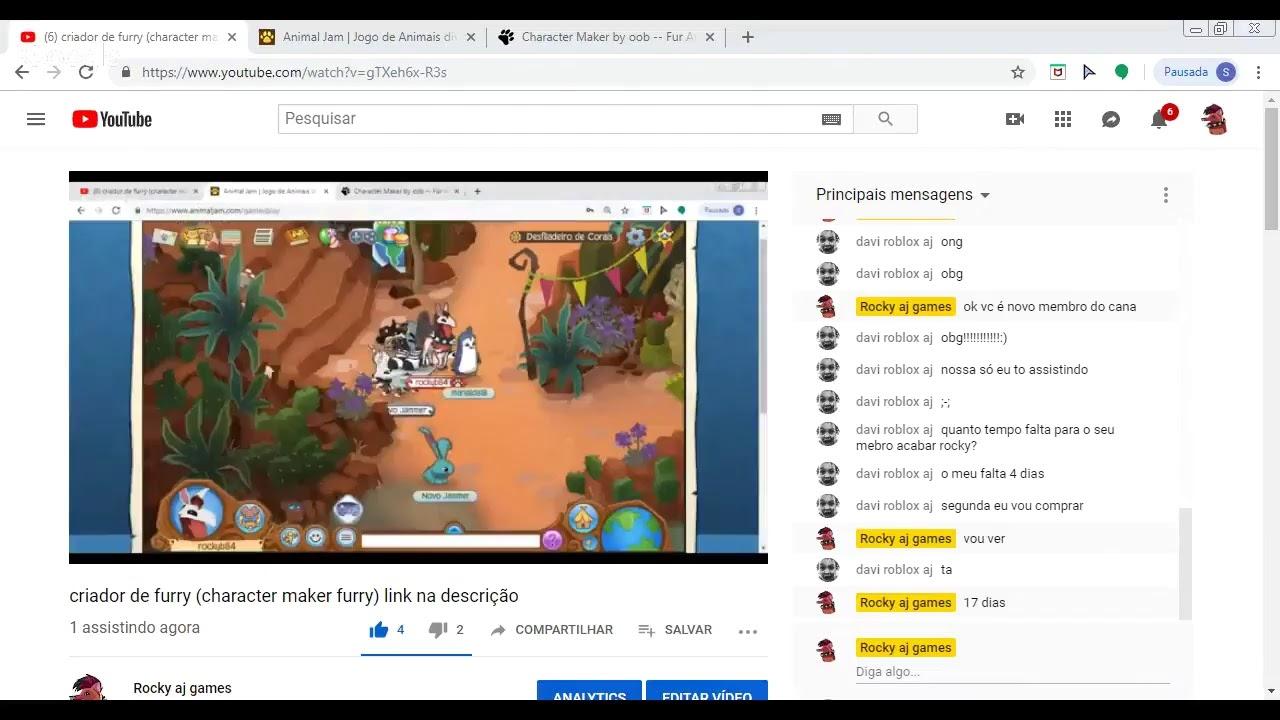Link na descricao clipart graphic download criador de furry (character maker furry) link na descrição graphic download