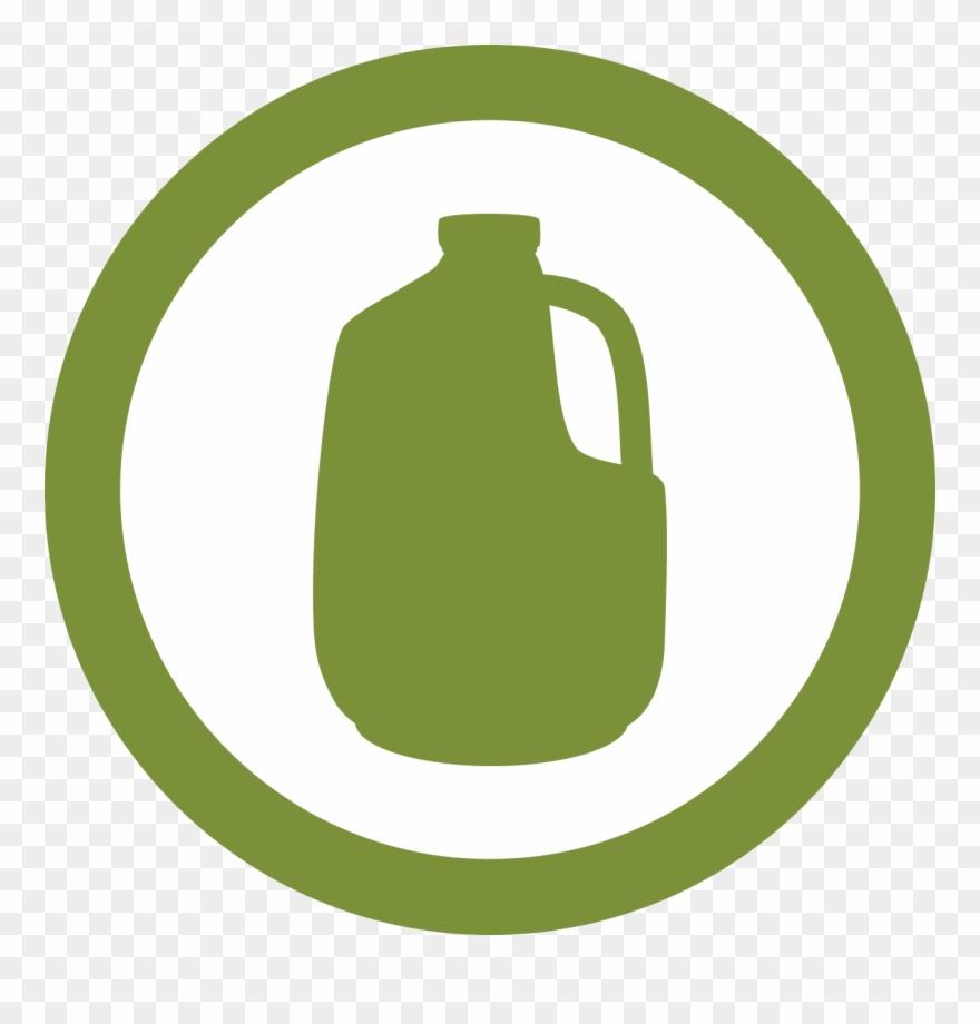 Linterna verde clipart vector royalty free library Milk Jug Clipart Plastic Container - Linterna Verde Logo ... vector royalty free library