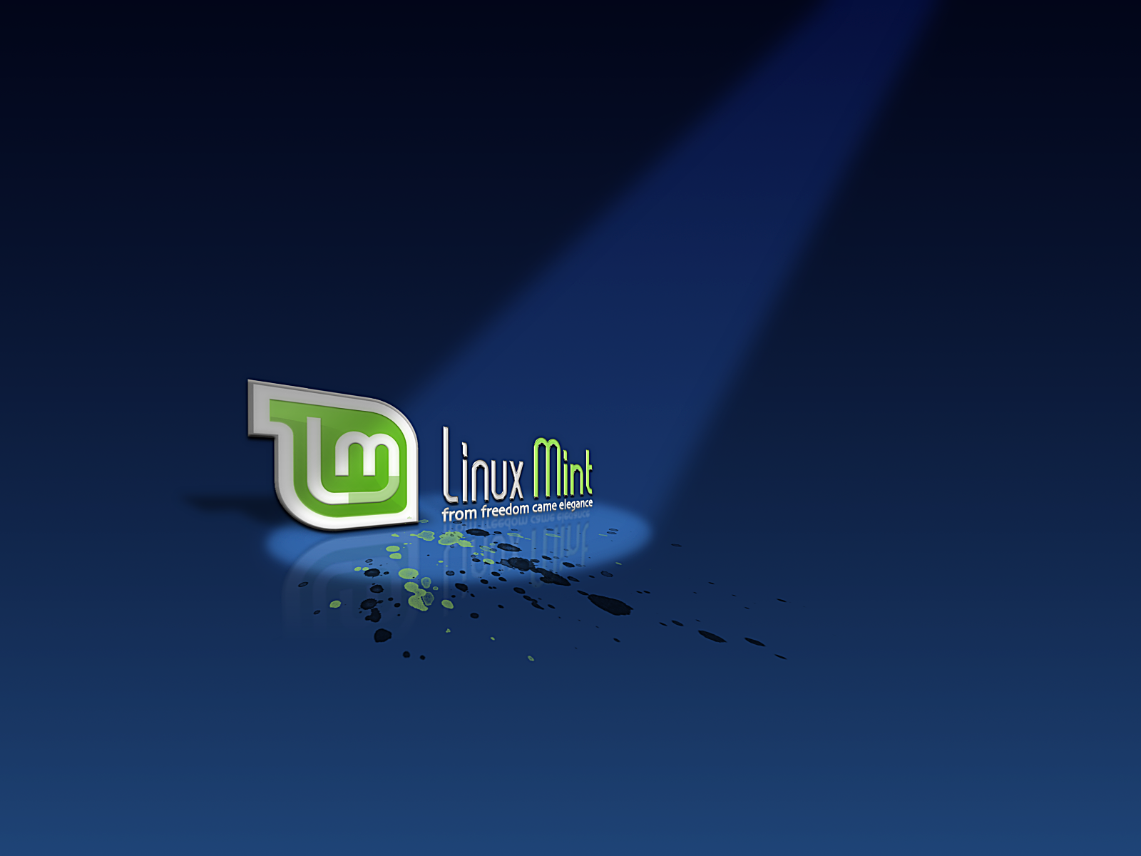 Linux mint clipart image library library Linux mint blue clipart - ClipartFox image library library