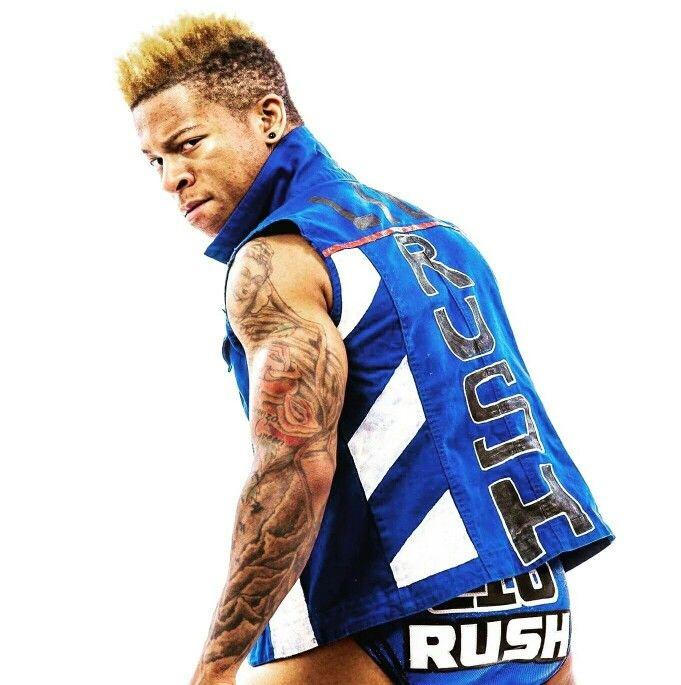 Lio rush cliparts clip art library download Lio Rush   Wrestling clip art library download