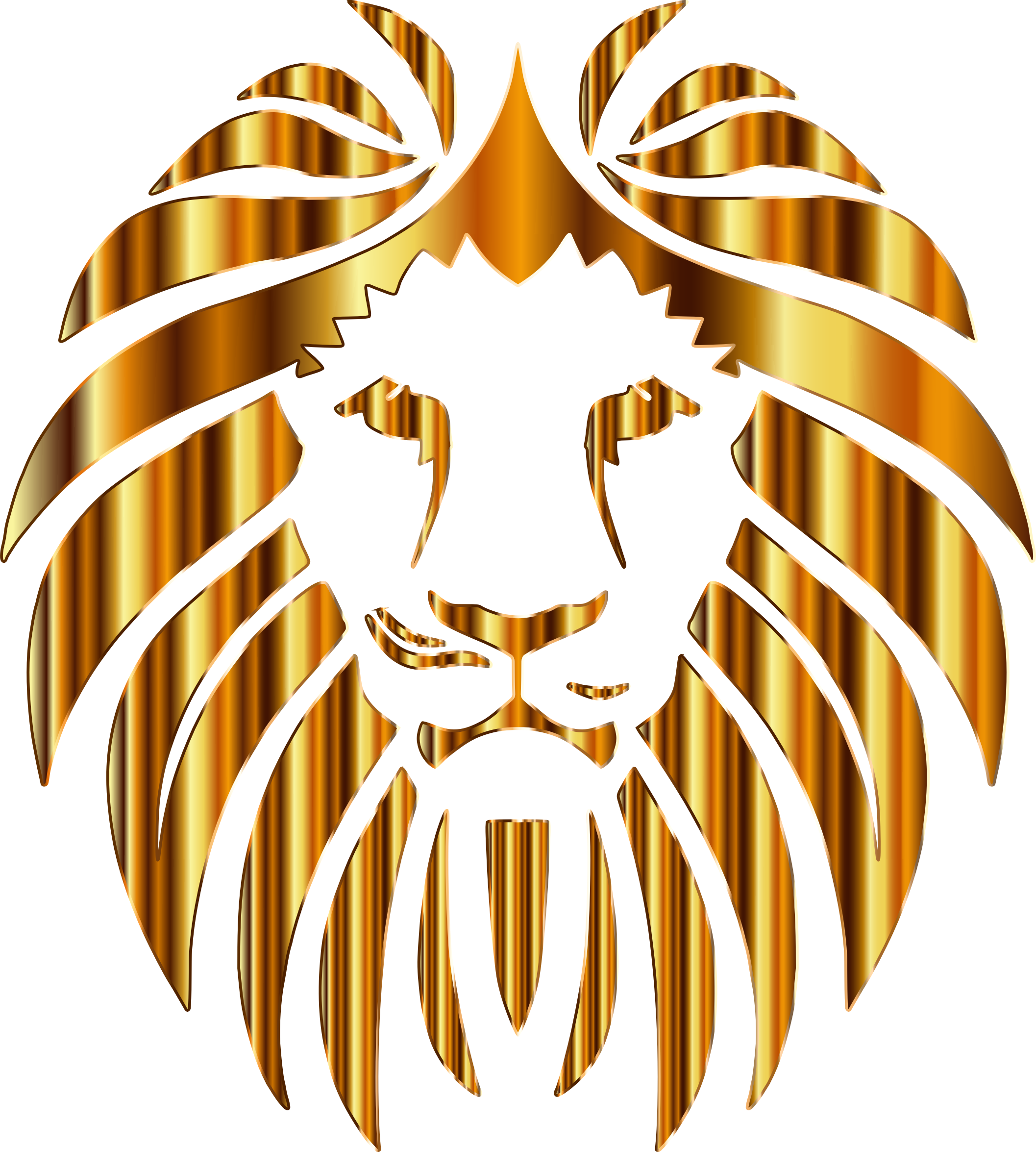 Lion and crown clipart clip royalty free download 28+ Collection of Golden Lion Clipart | High quality, free cliparts ... clip royalty free download