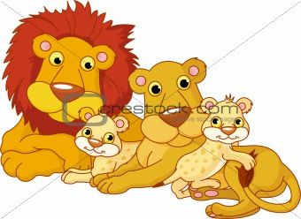 Lion and cub clipart jpg library library Lion Cub Clip Art Clipart - Free Clipart | CM environment ... jpg library library