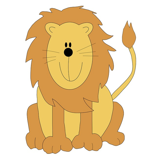 Lion background clipart clipart library Lion Clipart Without Background - Clip Art Library clipart library