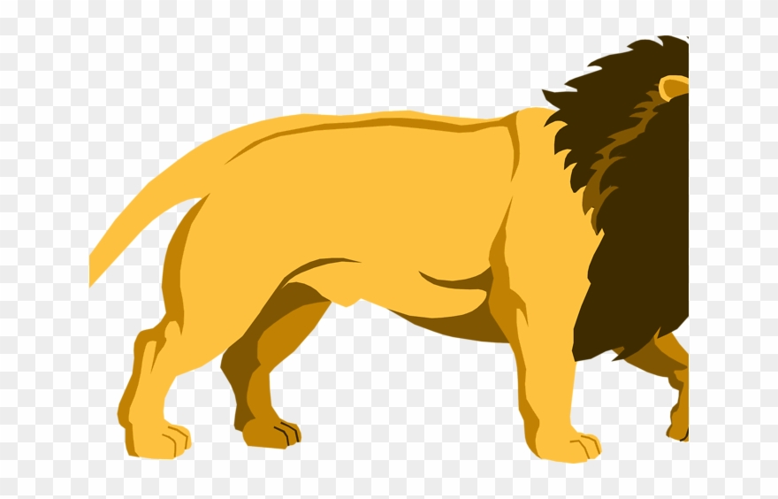 Lion background clipart clip art library Lions Pictures Free Lions Free Stock Photo Illustration ... clip art library